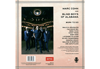 Marc Cohn, The Blind Boys Of Alabama - Work To Do  - (Vinyl)
