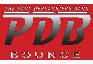 Paul -band- Deslauriers - BOUNCE  - (CD)