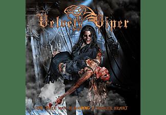 Velvet Viper - The Pale Man Is Holding A Broken Heart (Digipak)  - (CD)