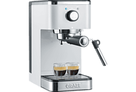GRAEF ES 401 Salita Espressomaschine Weiß
