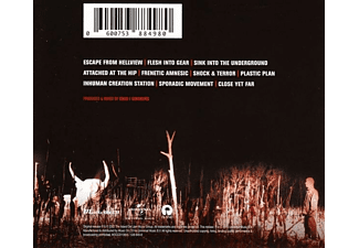 Cky - INFILTRADE, DESTROY,..  - (CD)