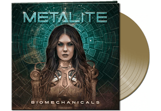Metalite - Biomechanicals (Gtf.Gold Vinyl)  - (Vinyl)