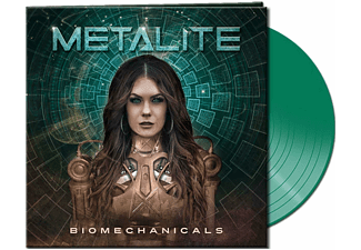 Metalite - Biomechanicals (Gtf.Green Vinyl)  - (Vinyl)