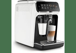 PHILIPS Serie 3200 Kaffeevollautomat EP3243/50 mit LatteGo Milchsystem, matt weiß