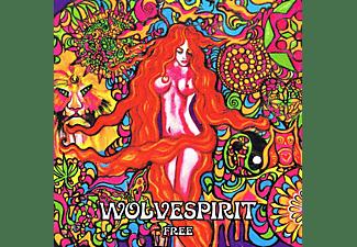 Wolvespirit - Free (Blue)  - (Vinyl)