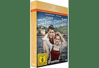 Conny und Peter: Wenn die Conny mit dem Peter & Co DVD