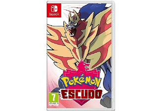 Nintendo Switch Pokémon Escudo