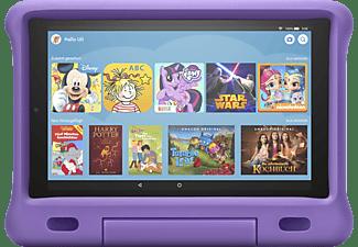 AMAZON Fire HD 10 Kids Edition, Tablet, 32 GB, 10,1 Zoll, Purple