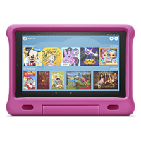 AMAZON Fire HD 10 Kids Edition, Tablet, 32 GB, 10,1 Zoll, Pink