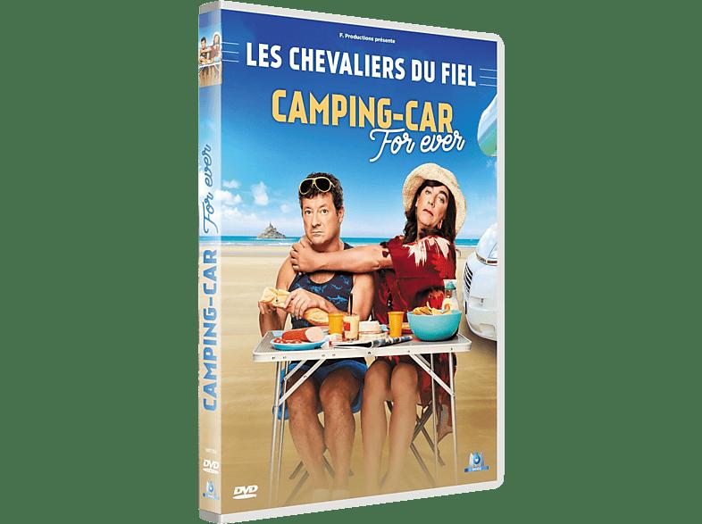 Les Chevalier Du Fiel: Camping-car For Ever - DVD