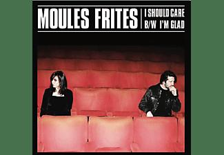 Moules Frites - I Should Care (Ltd.Live Recordings 10'')  - (EP (analog))