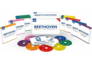 VARIOUS - Beethoven-Complete Edition  - (CD)