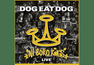 Dog Eat Dog - All Boro Kings Live (CD/DVD Digipak)  - (CD + DVD Video)