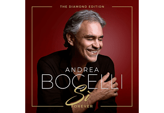 Andrea Bocelli - Sí Forever - The Diamond Edition (CD)