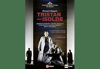 Andreas Schager, Rachel Nicholls - Tristan und Isolde  - (DVD)