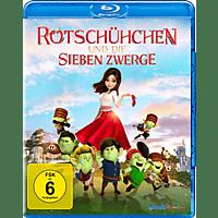 Rotschühchen Und Die Sieben Zwerge [Blu-ray]