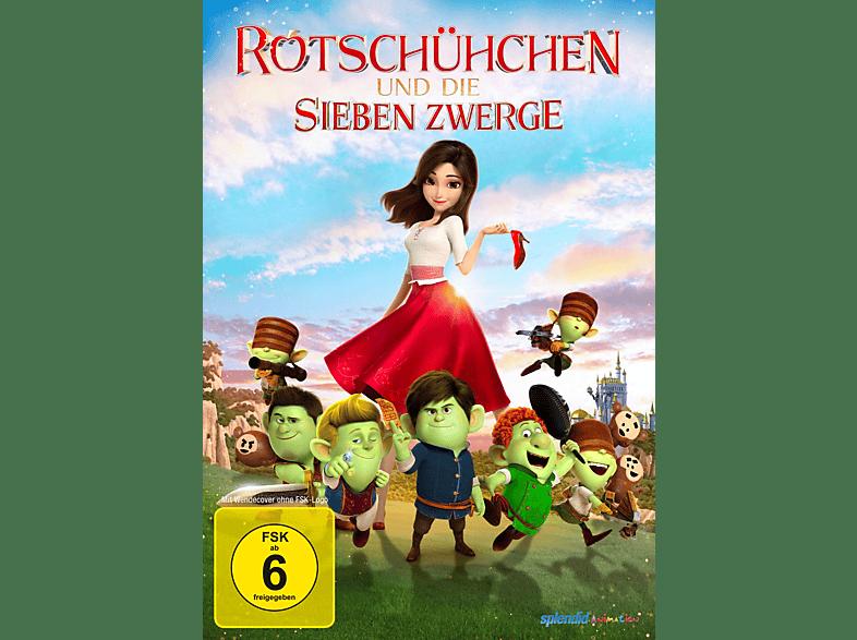Rotschühchen Und Die Sieben Zwerge [DVD]