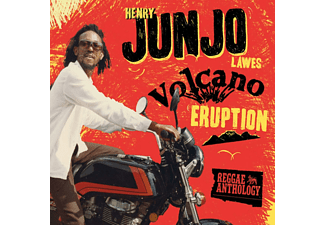 Henry 'junjo' Lawes - VOLCANO ERUPTION - REGGAE ANTHOLOGY  - (Vinyl)