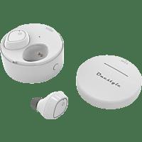 CORN TECHNOLOGY Onestyle TWS-BT-V8, In-ear Kopfhörer Bluetooth Weiß