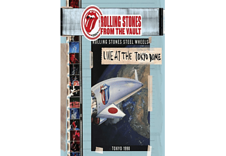 The Rolling Stones - From The Vault-Live At The Tokyo Dome 1990  - (DVD + CD)