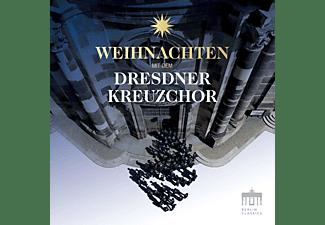 Dresdner Kreuzchor, Capella Sagittariana - Weihnachten mit dem Dresdner Kreuzchor  - (CD)