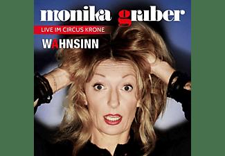 M.Gruber-Wahnsinn - Monika Gruber: Wahnsinn!  - (CD)