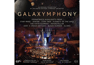 Danish National Symphony - Galaxymphony  - (CD)