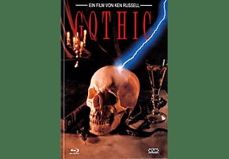 Gothic Blu-ray + DVD