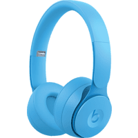 BEATS Solo Pro, On-ear Kopfhörer Bluetooth Hellblau