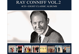 Ray Conniff - EIGHT CLASSIC.. -DIGI- - (CD)