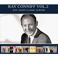 Ray Conniff - EIGHT CLASSIC.. -DIGI- [CD]