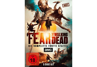 Fear The Walking Dead-Staffel 5 DVD