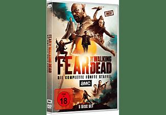 Fear The Walking Dead - Staffel 5 [DVD]