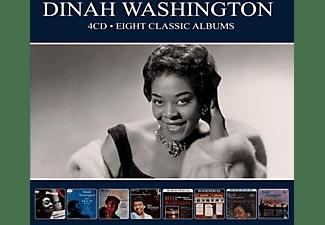 Dinah Washington - EIGHT CLASSIC.. -DIGI-  - (CD)