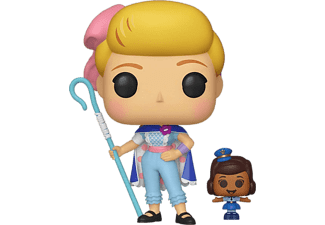 DINIFAN S.A. POP!: Toy Story 4: Bo Peep w/ Officer Giggle McDimples -