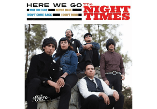 Night Times - HERE WE GO  - (Vinyl)