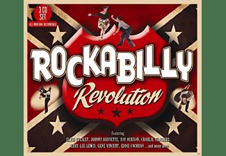 VARIOUS - Rockabilly Revolution  - (CD)