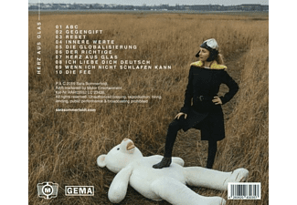 Sara Sommerfeldt - Herz Aus Glas  - (CD)
