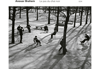 Anouar Brahem - Le Pas Du Chat Noir  - (Vinyl)