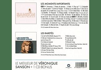 Veronique Sanson - Coffret 2CD (Les moments importants/Raretés)  - (CD)