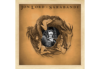 Jon Lord - SARABANDE  - (CD)