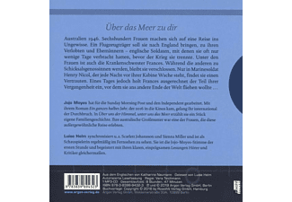 Luise Helm - Über Uns Der Himmel,Unter Uns Das Meer (SA)  - (MP3-CD)