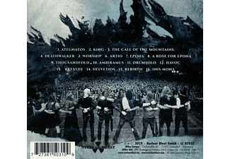 Eluveitie - LIVE AT MASTERS.. -LTD-  - (CD)