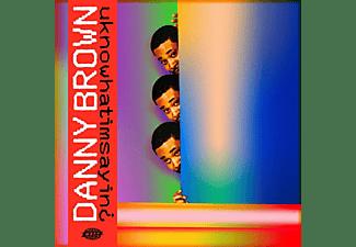 Danny Brown - Uknowhatimsayin¿  - (CD)