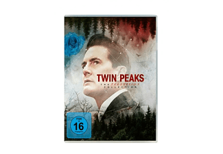 Twin Peaks: Season 1-3 (TV Collection Boxset) Blu-ray
