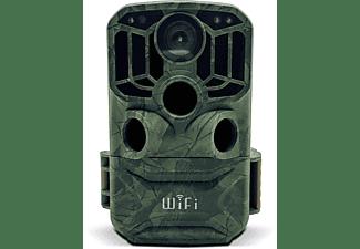 BRAUN PHOTOTECHNIK Scouting Cam Black800 WiFi Wildkamera Camouflage, k.a. opt. Zoom, WLAN