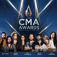 VARIOUS - Cma Awards 2019-Country Music's Biggest Night [CD]