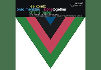 Lee Konitz, Brad Mehldau, Charlie Haden - ALONE TOGETHER (180GR+DOWNLOAD)  - (Vinyl)