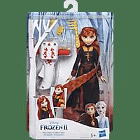 FROZEN Frozen Flechtspass Anna Spielset, Mehrfarbig