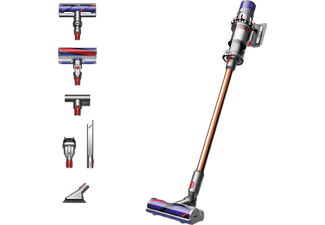 DYSON Cyclone V10 Absolute - Aspirateur-balais rechargeable (Nickel/Cuivre)